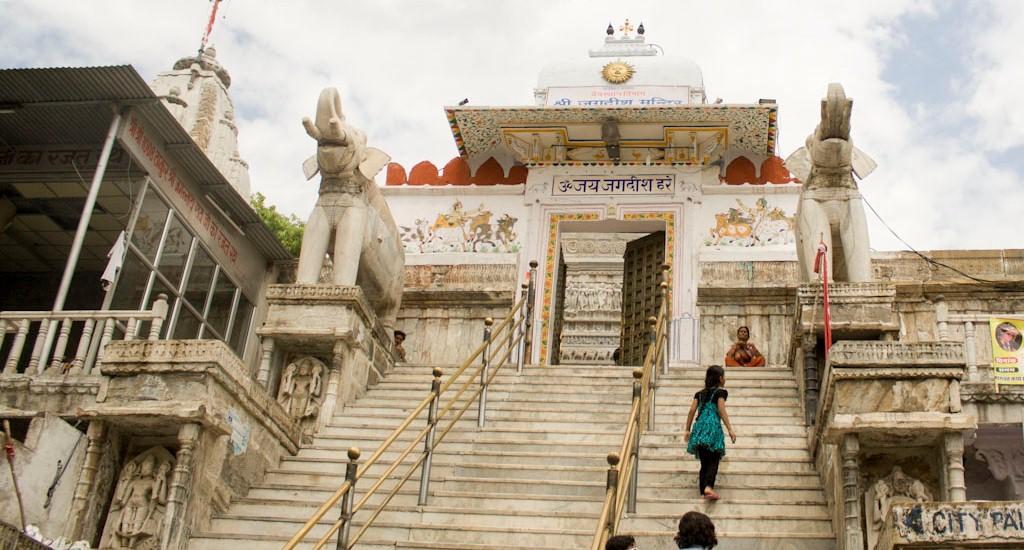 Jagdish-Temple